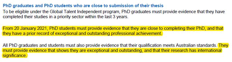 GTI 针对毕业不久或者即将毕业的博士学历申请人-2